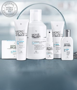 Jan 2 Microsilver products