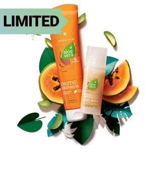 May 2 AV Exotic Papaya Face Care-Set