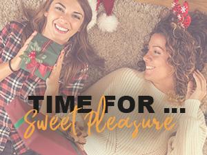 Noël - Le temps des plaisirs sucrés