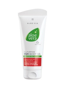 MSM Body Gel
