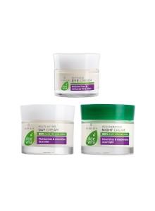 Aloe Vera Set de soins pour le visage