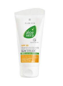 crème solaire Anti-Aging IP20