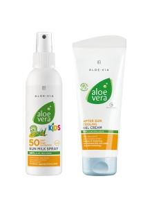 Set limité Aloe Vera Kids-Sun SPF 50