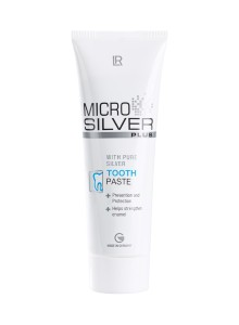 LR MICROSILVER PLUS Crème dentifrice