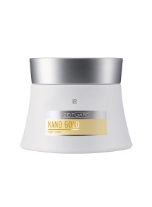 ZEITGARD Nanogold crème de nuit