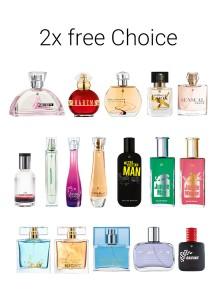 Parfums LR en set de 2