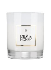 Bougie LR Milk & honey