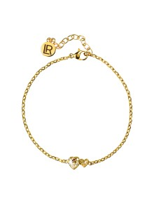Bracelet SWAROWSKI - Or Rose & Cristal