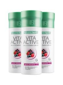 LR Lifetakt Vita Active fruits rouges en set de 3