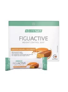 LR Lifetakt Barres Figu Active caramel croustillant