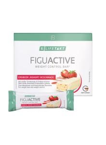 Barres Figu Active saveur fraise-yaourt