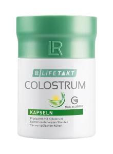 LR Lifetakt Colostrum en gélules