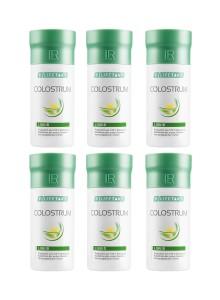 LR Lifetakt Colostrum Liquid en pack de 6