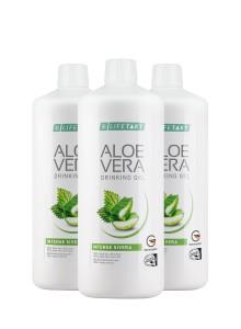 Aloe Vera Drinking Gel Intense Sivera en pack de 3