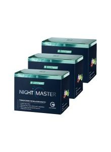 Night Master Pack de 3